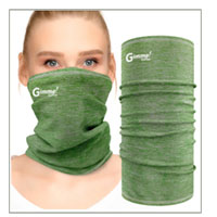 Comfort Mesh Neck Gaiters with Odor Control