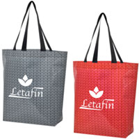 Caprice Laminated Non-Woven Tote Bags