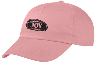 Pink 100% Cotton Twill Price Buster Caps