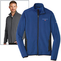 Eddie Bauer Full Zip Stretch Fleece Jackets