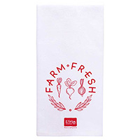 Printed Flour Sack Tea Towels