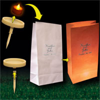 LED Luminary Bag Kits