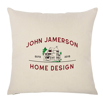 Cotton Canvas Pillow Covers