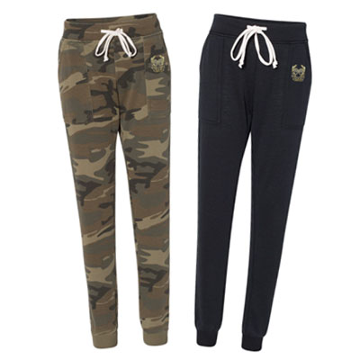 Alternative Women's Burnout French Terry Joggers