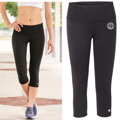 Champion Women's Performance Capri Leggings