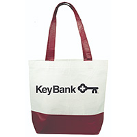 Skyline Laminated Tote Bags