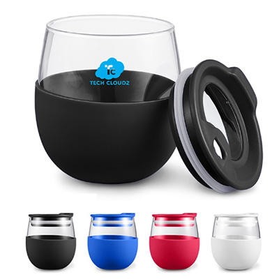 Orb Glass Tumblers - 18.59 oz.