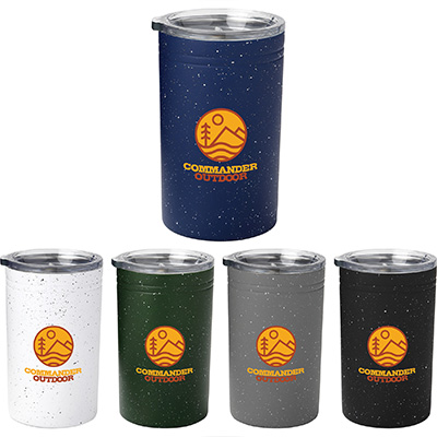 Speckled Sherpa Insulator Tumblers - 11 oz.