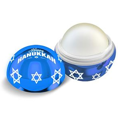 Star of David Holiday Lip Balms