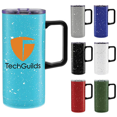 Acadia Collection Stainless Mugs - 18 oz.