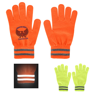 Reflective Safety Gloves