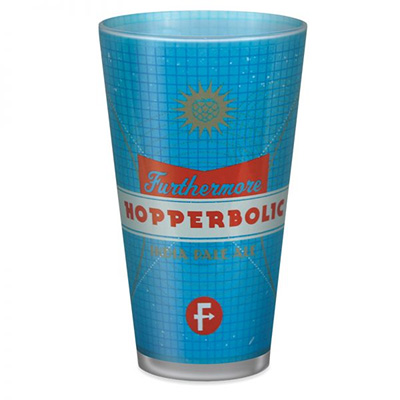 Pub Glasses with Full Color Wrap Imprint