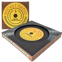 Mini Record Coaster Sets