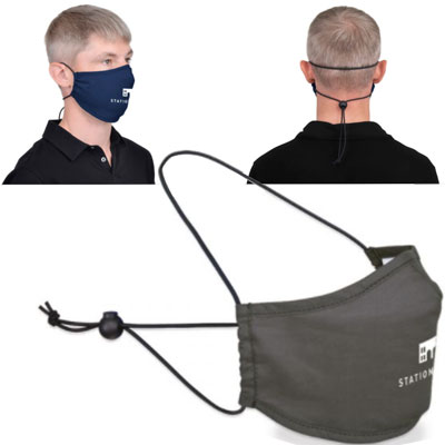Reusable Over-the-Head Face Masks