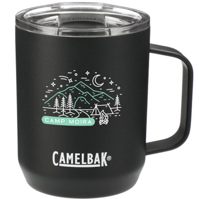 12 oz. CamelBak Camp Mugs