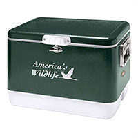 Coleman Classic Steel Belted Coolers - 54 qt.