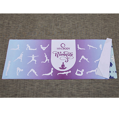 Serenity Yoga Mat Towels