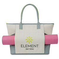 Balance Active Cotton Yoga Mat Totes