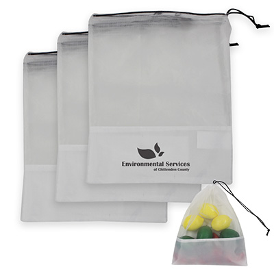 Reusable Produce Mesh Bag Sets