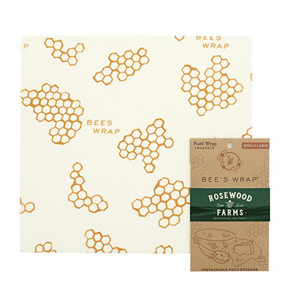 Beeswax Washable and Reusable Food Wraps