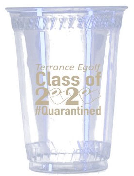 24 oz. Eco-Friendly Clear Plastic Cups