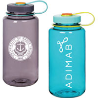 32 oz. Nalgene Wide Mouth Sustain Water Bottles