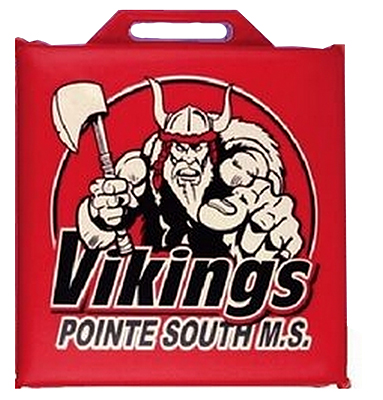 "13.5"" Deluxe Stadium Cushions (2.5"" Thick)"