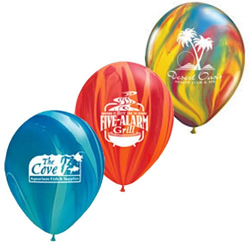 Qualatex SuperAgate Balloons - 11""