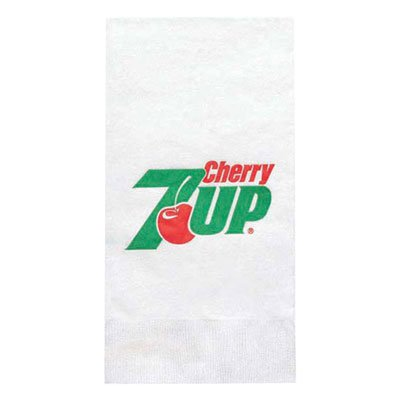 1-Ply White Dinner Napkins, High Quantity