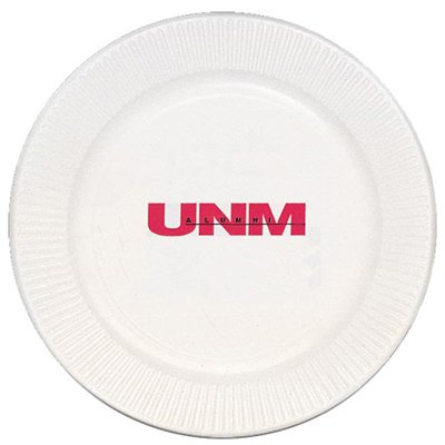 "9"" Coated Paper Plate"