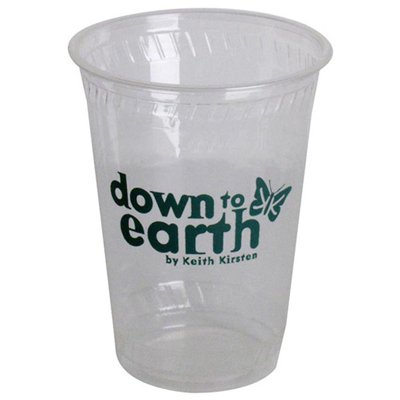 10 oz. Biodegradable Plastic Cups