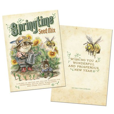 Seed Packets (Full Color Imprint)