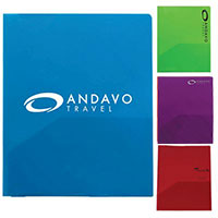 Twin Pocket Presentation Folders