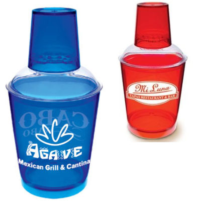 12 oz. Styrene Cocktail Shakers