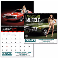 American Muscle Calendars