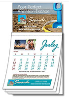 Magna-Cal Business Card Magnet Calendars