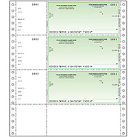 Wallet-Size Checks (Continuous)