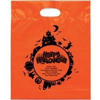 12 x 15 Fright Night Halloween Treat Bags
