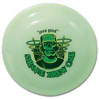 Glow in the Dark Frisbees - 9.25""