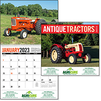 Antique Tractors 12 Month Calendars