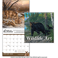 Wildlife Art Calendars