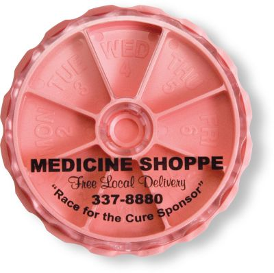 Seven Day Med-Minders Pill Boxes