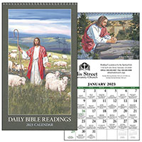 Daily Bible Readings (Protestant) Religious Calendars