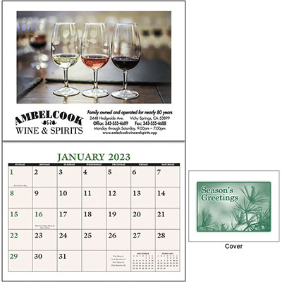 Home Recipe Monthly Calendars