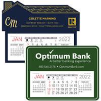 "Pad Calendars, Easy Stick 4"" x 1-5/8"""