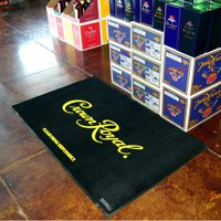 4' x 6' Flocked Olefin Mats