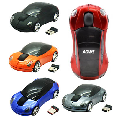 Sports Car Shaped Wireless Computer Mice