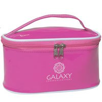 Breast Cancer Awareness Pink Cosmetic Bags