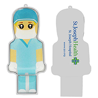 4GB USB Doctor Flash Drives