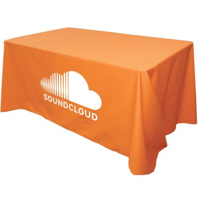 4' Poly/Cotton Twill Table Covers